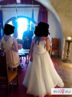 Sprzedam piękną Suknię Ślubną z kolecji 2013/2014