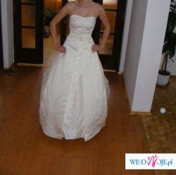 Sprzedam piękną suknie ślubną z Madonny Tres Chic model SN 2804D.Kolekcja 2009 r