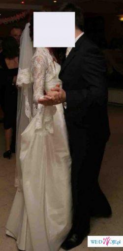 Sprzedam piękną suknię ślubną zakupioną  salonie Cymbeline w Krakowie...