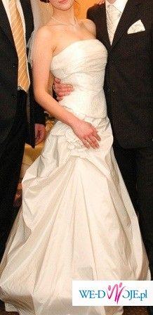 Sprzedam piękną suknie ślubną zakupioną w 2007