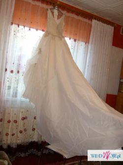 sprzedam piekna suknie slubna zakupiona w Hiszpanii