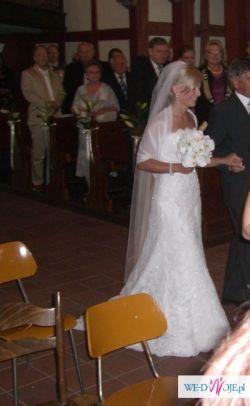 Sprzedam piękną suknię White One 176 -PRONOVIAS/ DIAGONAL