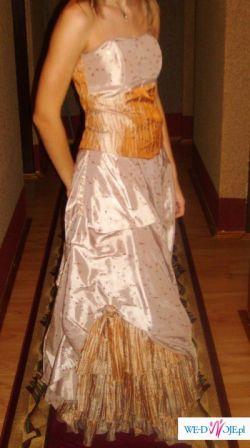 ae469ba74d Sprzedam piękną suknię wieczorową! - Suknie wieczorowe - Ogłoszenie ...