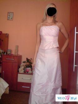 0f4f1e6bd2 Sprzedam Piękną suknię wieczorową roz.36 - Suknie wieczorowe ...