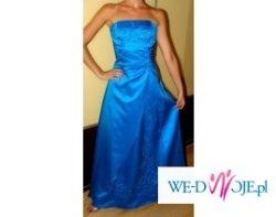 Sprzedam piękną suknię wieczorową rozm.36 NOWA!