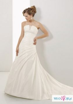 Sprzedam piękną suknię z kolekcji Mori Lee