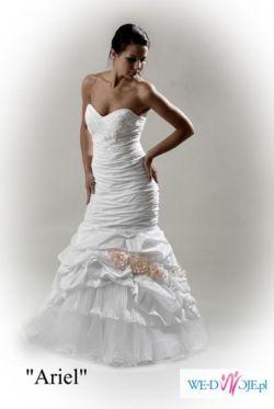Sprzedam piękną suknienie ślubą
