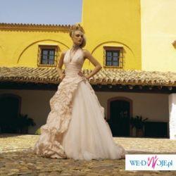 Sprzedam piękną włoską suknię ślubną Divina Sposa, model SEVILLA