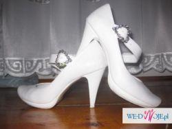 ad96fc13 sprzedam piękne skorzane buty ślubne rozmiar 38 - Buty - Ogłoszenie ...