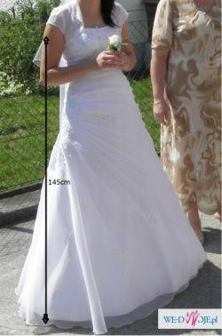 Sprzedam po Okazyjnej cenie Piękną Suknie Ślubną