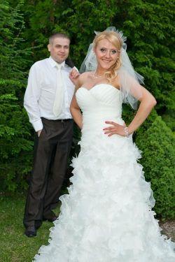 Sprzedam ponadczasowa Suknię Ślubną