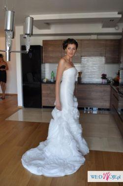 Sprzedam POWALAJĄCĄ suknie ślubną!!!