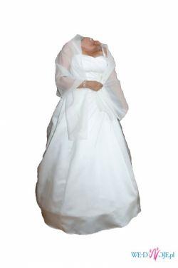 Sprzedam przepiękną sukienkę ślubną