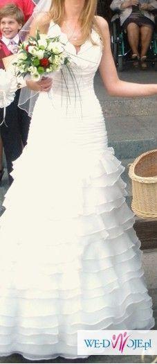 Sprzedam przepiekna suknię