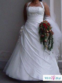 Sprzedam przepiękną suknie!
