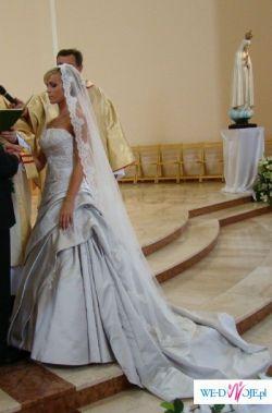 Sprzedam przepiękną suknię BEDFORD (San Patrick) Barcelona