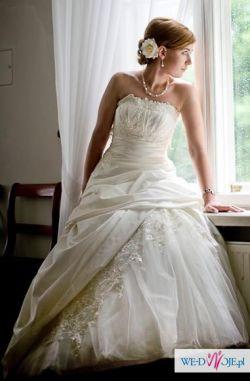 Sprzedam przepiękną suknię Emmi Mariage - polecam!!!