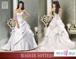 Sprzedam przepiękną suknie Maggie Sottero m. NEVAYA