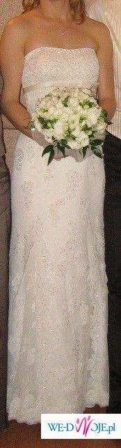 Sprzedam przepiękną suknię Pronovias Lorna