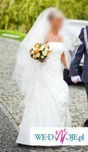 Sprzedam przepiękną suknię Pronovias model Nepal