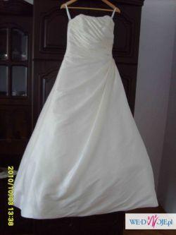 sprzedam przepiękną suknię PUGLIA