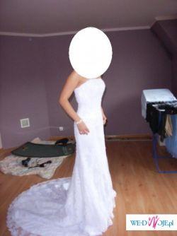 Sprzedam przepiękną suknię RONDALLA St.Patrick z salonu Madonna