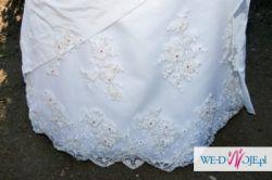 Sprzedam przepiękna suknie ślubna