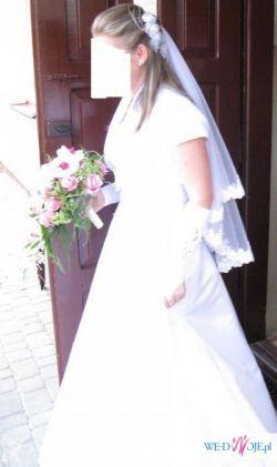 Sprzedam przepiękną suknię ślubną