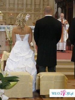 Sprzedam przepiekna suknie slubna!