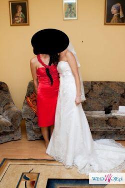 sprzedam przepiękną suknię ślubną Annais model Marys 36/38