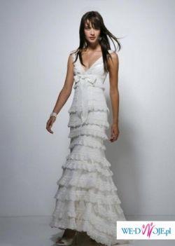 Sprzedam przepiękną suknię ślubną Cymbeline Caviar