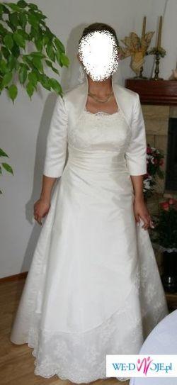 Sprzedam przepiękną suknię slubną Julia Rosa!!!