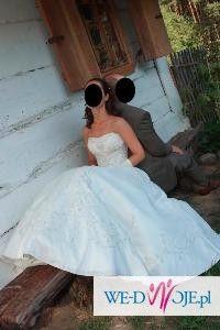 Sprzedam przepiękną suknię ślubną Mary's Bridal