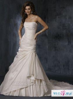 Sprzedam przepiękną suknię ślubną TANIO !!
