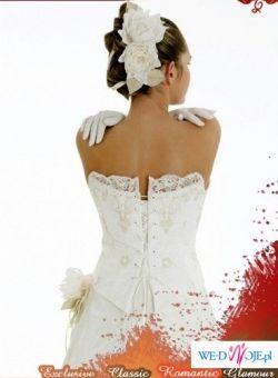Sprzedam przepiękną suknię ślubną Wenecja za 1/3 ceny!!!