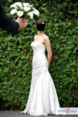 Sprzedam przepiękną suknie ślubną - White one 411