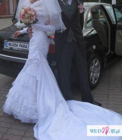 Sprzedam przepiękną suknię ślubną z hiszpańskiej kolekcji La Sposa model MADEIRA