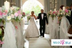 Sprzedam przepiękną suknię ślubną z kolekcji Aspera by Alicja Eklow 2008 r.
