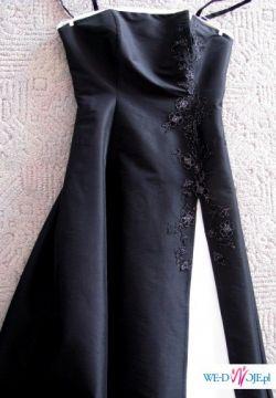 Sprzedam przepięną suknię wieczorową firmy a.des.so.