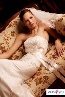 Sprzedam prześliczną suknię firmy Annais model Marys 36/38