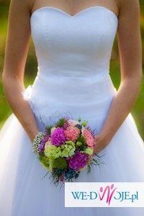 Sprzedam prześliczną suknie ślubną!!!