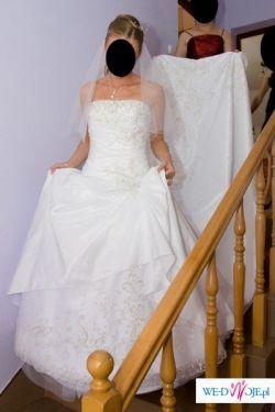 Sprzedam prześliczną suknie ślubną