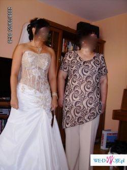 Sprzedam prześliczną suknię ślubną Serenadę!!!!