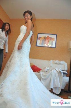 Sprzedam prześliczną suknie ślubna St.Patrick-Rondalla