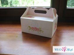 Sprzedam pudełka na ciasto