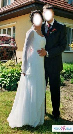 Sprzedam romantyczną neoklasyczną suknię (tylko dla wybranych!)