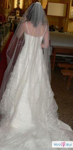 Sprzedam skunie ślubną FAZ z kolekcji Pronovias 2011