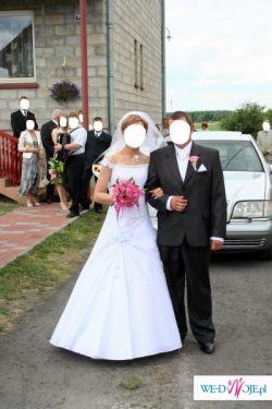 Sprzedam śliczą suknię ślubną!