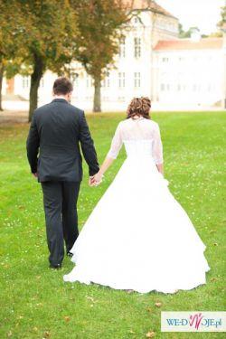 Sprzedam śliczną sukienkę ślubną !!!