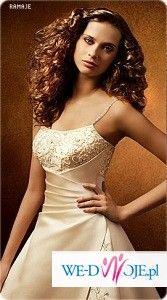 Sprzedam śliczną sukienkie ślubną